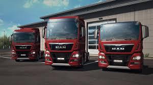100 Euro Trucks MAN TGX 6 Is Joining Truck Simulator 2 YouTube