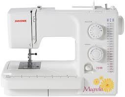 Koala Sewing Cabinets Ebay by Janome Magnolia 7318 Sewing Machine