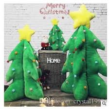 The Creative Singing And Flashing Plush Cotton Christmas Trees As A Gift To Your Kids Family Help With Toys For Boy From