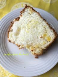 Two Ingre nt Pineapple Angel Food Cake