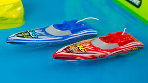 Inflatable Bath For Toddlers by Toy Boats For Kids Sharper Image Rc Speed Boat Racing Playset Toys