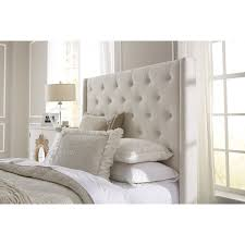 Wayfair Tufted Headboard King by Bedroom Wonderful King Size Cloth Headboards King Size