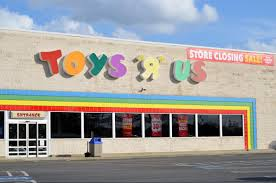 Not Just Fun And Games: The Demise Of Toys