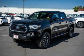 New 2018 Toyota Tacoma 4WD TRD OF Double Cab In Riverside #00702591 ... New 2018 Toyota Tacoma Trd Sport Double Cab In Elmhurst Offroad Review Gear Patrol Off Road What You Need To Know Dublin 8089 Preowned Sport 35l V6 4x4 Truck An Apocalypseproof Pickup 5 Bed Ford F150 Svt Raptor Vs Tundra Pro Carstory Blog The 2017 Is Bro We All Need Unveils Signaling Fresh For 2015 Reader
