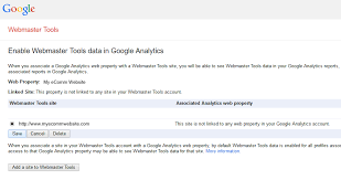 Webmaster by How To Set Up Google Webmaster Tools U2013 Clickvoyant Analytics Insight