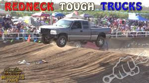 REDNECK TOUGH TRUCK RACING - North Vs South 2017 - YouTube