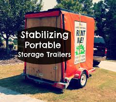 100 How To Pack A Uhaul Truck To Stabilize A Portable Storage Trailer Moving Insider