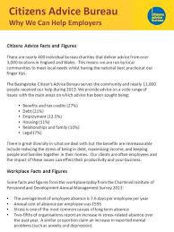 absence bureau volunteering at leeds and chapeltown citizens advice bureau our