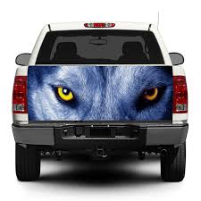 Product: Wolf Eayes Hunter Tailgate Decal Sticker Wrap Pick-up Truck ... Camouflage Wraps Hunting Camo Vehicle Deer Hoof Print Decals Truck Decal Official Bow Life Bowhunting Archery Stickers And Wild Turkey Hunter Bird Car Duck Sticker 4x4 Camo Max Grass Truck Decal For F150 F Firefighter Trd Tundra Tacoma Red Line Fire 2 Personalized Custom In Loving Memory Of Dad Gone Dog Etsy Product Wolf Eayes Tailgate Wrap Pickup Realtree Trucks Elkaholic Elk Van Club Buck