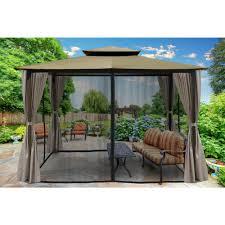 Gazebos - Sheds, Garages & Outdoor Storage - The Home Depot