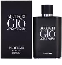 armani acqua di gio profumo eau de parfum for 4 2 oz notino