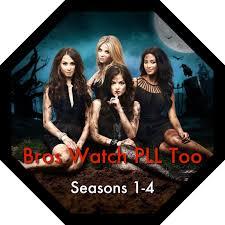 Pll Halloween Special Season 1 by S04e19 U201cshadow Play U201d Bros Watch Pll Too A Pretty Little Liars