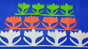 Paper Border DesignsHow To Make Cutting Borderseasy Crafts