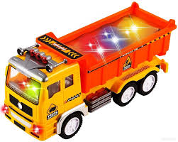 Electric Dump Truck Toy For Kids With Stunning 4D Flashing Lights ... Cast Iron Toy Dump Truck Vintage Style Home Kids Bedroom Office Cstruction Vehicles For Children Diggers 2019 Huina Toys No1912 140 Alloy Ming Trucks Car Die Large Big Playing Sand Loader Children Scoop Toddler Fun Vehicle Toys Vector Sign The Logo For Store Free Images Of Download Clip Art On Wash Videos Learn Transport Youtube Tonka Childrens Plush Soft Decorative Cuddle 13 Top Little Tikes Coloring Pages Colors With Crane