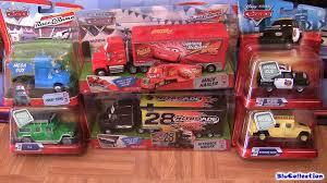 Disney Cars Trucks Mack Hauler Truck W/ Nitroade Semi Dinoco Gray ...