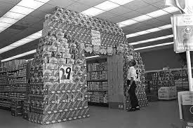 Ephemera Assemblyman Vintage Grocery Store Displays