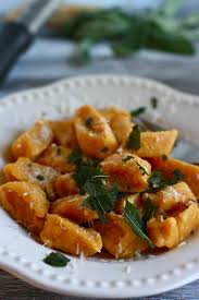 Pumpkin Gnocchi Recipe With Sage Butter by Butternut Squash Gnocchi With Browned Butter And Fried Sage Eat