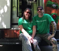 Municipal Waste Drummer And Girlfriend Roll Out Vegan Food Truck, Go ...