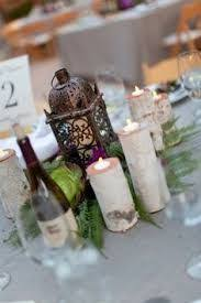 Image Result For Rustic Antique Non Floral Centrepieces