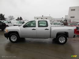 2013 Silver Ice Metallic Chevrolet Silverado 1500 Work Truck Crew ... 2013 Chevrolet Silverado 1500 Work Truck Regular Cab 4x4 In Blue And Hd Photo Gallery Trend Photos Specs News Radka Cars Blog Used Lifted Ltz Z71 For 3500 Srw Flatbed For Sale The Storm Is Being Hlighted Readers Rides By Sema Cheyenne Concept Price Reviews Features Pressroom United States Images Overview Cargurus 2500hd 4x4