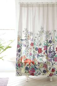 Fabrics For Curtains Uk by Full Image For Blue And Brown Shower Curtains Trendy Interior Or