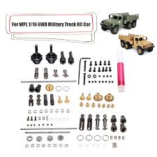 Aliexpress.com - Upgrade Metal OP Accessory Set DIY Parts For WPL 1 ... Truck Parts Military Surplus Trucks Heavy Equipment 1 Pair Metal Trailer Hook Shackles Buckle For Wpl Rc Car Crawler 18genuine Us B And M Winch M37 M715 8000lbs 25 Ton 007728126 1969 Mack M123e2 10 Tractor Youtube List As Built United States Armed 1992 Freightliner Tpi Astra Bm 201 Mt Military Truck Parts Vehicle From Two Russian Zil 131 With Winch Sale Covers Breton Industries Jiefang Ca30 Wikipedia Of Model Radar Vexmatech Medium