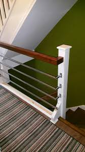 Best 25+ Banister Ideas Ideas On Pinterest | Banisters, Staircase ... Are You Looking For A New Look Your Home But Dont Know Where Replace Banister Neauiccom Replacing Half Wall With Wrought Iron Balusters Angela East Remodelaholic Stair Renovation Using Existing Newel Fresh Best Railing Replacement 16843 Heath Stairworks Servicescomplete Removal Of Old Railing Staircase Remodel From Mc Trim Removal Carpet Home Design By Larizza Chaing Your Wood To On Fancy Stunning Styles 556