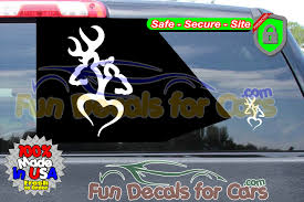 100 Hunting Decals For Trucks Buck Doe Tribal Decal Vinyl Stickers Fun Cars SSL