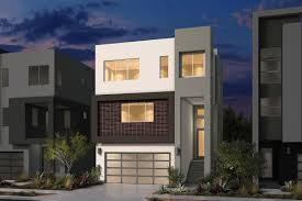 100 California Contemporary Homes Plan 4 New Home Floor Plan In Platinum II At Communications Hill
