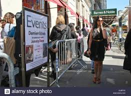 Atmosphere A Long Line Of People Wait Outside Barnes & Noble In ... Chapter 2 Book Stores Books And The City Fotos Und Bilder Von Tom Santopietro In Cversation With Cary Barnes Noble Loss Widens In Latest Quarter Wsj Hotels Union Square Nyc W New York Ephemeral Hillary Clinton Signing At The Best 28 Images Of Barnes Noble Union Square Hours Hard Choices Tour Fans Line Up Early To See Life After Death Damien Echols Johnny Depp Rachael Ray Signs Copies Of Thats Anything But Ec Blog Atmosphere A Long Line People Wait Outside