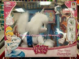 Palace Pets Pumpkin Soft Toy by Extreme Couponing Mommy Disney Princess Palace Pets Magic Dance