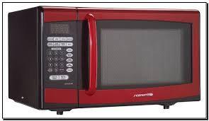 Red Emerson Microwave Mw8992rd