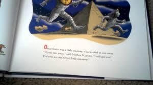 The Runaway Pumpkin by The Runaway Mummy By Michael Rex Youtube