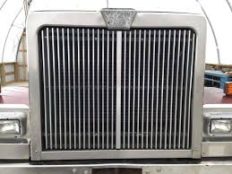 2000 Western Star 4900EX Grille For A WESTERN STAR TRUCKS 4900EX For ... The 2018 Jeep Jl Wrangler Mtains Style With 10 Unique Looks From Remington Edition Offroad 62017 Gmc Sierra 1500 Denali Grilles Go Rhino Grille Guard Custom Trucks Grills Chromeblack Front Bumper Rebel Mesh For 32018 Ram Hogebuilt Freightliner Semi Classic And Fld 120 Stainless Headlights Of Modern Semi Trucks Like The Eyes Mouth Sinister Goat Skull Machined Airbrushed Logo Royalty Core Best Image Of Truck Vrimageco Chevy S10 Swap Lmc Mini Truckin Magazine Coeur D Alene Grill Lights Dodge Challenger Resource