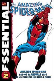 Essential Spider Man Vol 2
