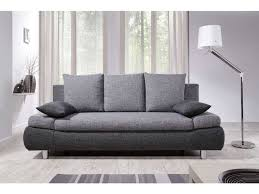 canap gris pas cher canap gris anthracite gallery of canap duangle convertible tissu et