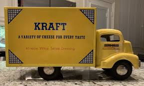 SMITH MILLER SMITTY Toys Vintage Kraft Delivery Truck - $300.00 ...