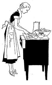 Baking clipart food prep 3