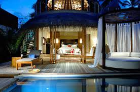 100 Stylish Bungalow Designs The Exotic W Retreat Spa Maldives With Luxury S