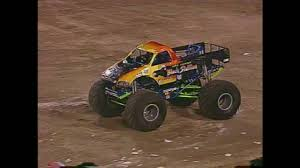 100 Black Stallion Monster Truck Freestyle Jam World Finals 2003 YouTube
