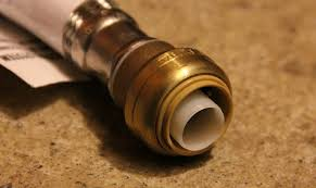 Fip Sharkbite Water Heater Connector Length Pex Connection End