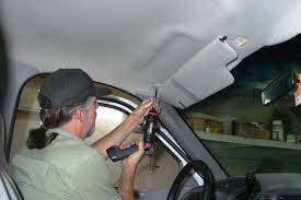 Heads Up! - How To Replace The Ford F-Series Headliner 905x60 23x150cm Ceiling Roof Ling Foam Backing Upholstery New Headliner Ford Truck Enthusiasts Forums Redneck Vin Of Truck With Light Grey Pewter Sunvisor Plastic Would Anybody Happen To Have A Headliner For Mk1 Rabbit 09 Badly Sagging Honda Ridgeline Owners Club Repair Headlinerrepair Rewrapped The American Flag Remove Trim Fixing My Mistake Rangerforums The Ultimate 1208lrmp13o1963cvrolettruckcustomheadliner Lowrider
