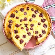 kirsch pudding schmand kuchen klarstein magazin