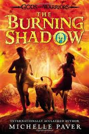 Warriors Book Series The Burning Shadow