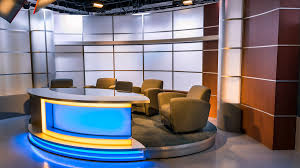 Broadcast And TV Set Design Gelbach Designs Inc