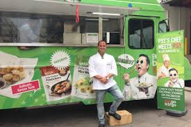 100 Green Food Truck A Psy Gagnam Style Food Truck Its Real With Bibimbap