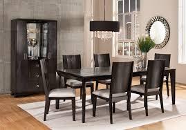 Sofia Vergara Black Dining Room Table by Sofia Vergara Biscayne 8 Pc Dining Room Rooms To Go Puerto Rico