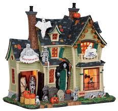 Lemax Halloween Village 2017 by Scariest Halloween House