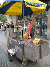 Hot Dog Cart - Wikipedia Born Raised Nyc New York Food Trucks Roaming Hunger Finally Get Their Own Calendar Eater Ny This Week In 10step Plan For How To Start A Mobile Truck Business Lavash Handy Top Do List Tammis Travels Milk And Cookies Te Magazine The Morris Grilled Cheese City Face Many Obstacles Youtube Halls Are The Editorial Image Of States