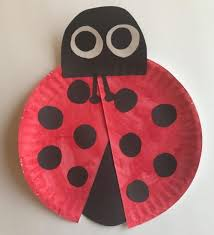 Ladybug Paper Craft Perfect Addition To Your Toddler Crafts Of Ages 2 And Up